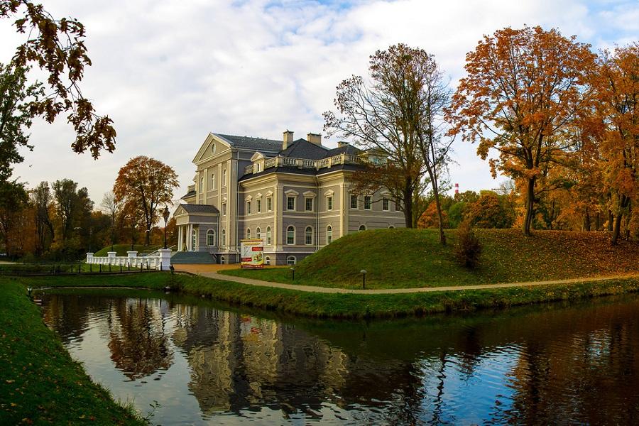 Kaliningrad.Park-YUnost